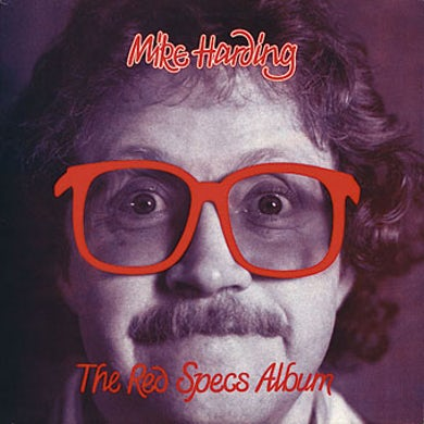 Mike Harding The Red Specs Album CD