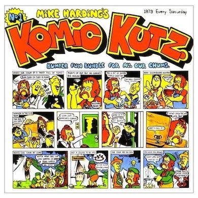 Mike Harding Komic Kutz CD