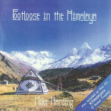 Mike Harding Footloose In The Himalaya CD