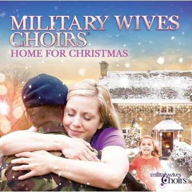Military Wives Home For Christmas  CD