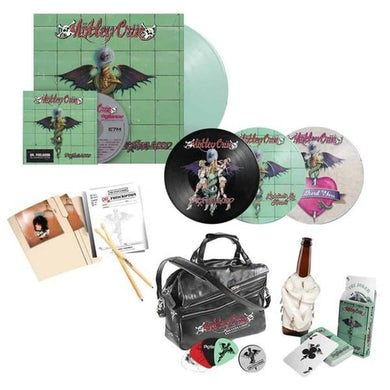Mötley Crüe Dr. Feelgood 30th Anniversary Deluxe Edition Boxset