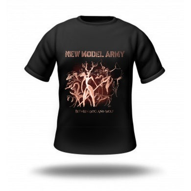 New Model Army Between Dog And Wolf T-Shirt