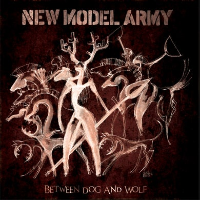 New Model Army Between Dog And Wolf Deluxe Bookbound CD