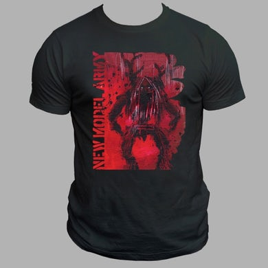 New Model Army Between Wine And Blood T-Shirt