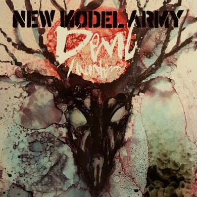 New Model Army Devil/Winter 7 Inch (Vinyl)