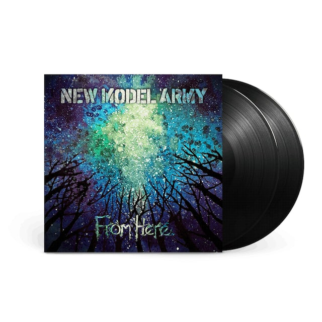 New Model Army From Here Double LP (Vinyl)