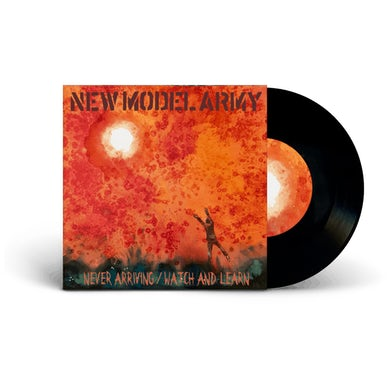 New Model Army From Here (Signed) 7 Inch