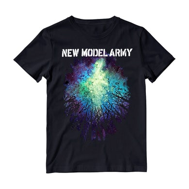 New Model Army From Here T-Shirt
