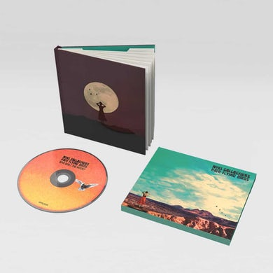 Noel Gallagher Who Built The Moon? Deluxe Deluxe CD