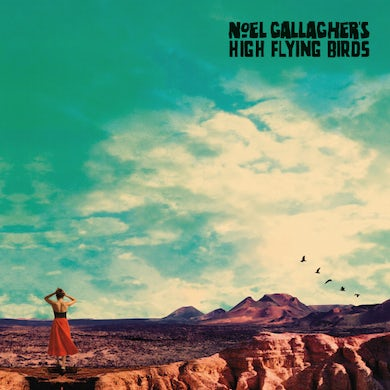 Noel Gallagher Who Built The Moon? CD