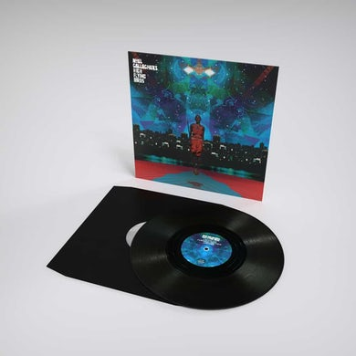 Noel Gallagher This Is The Place Black Vinyl EP 12 Inch