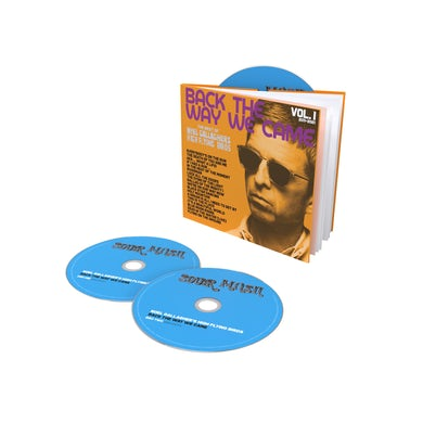 Noel Gallagher Back The Way We Came: Vol 1 (2011 - 2021) Deluxe 3CD CD
