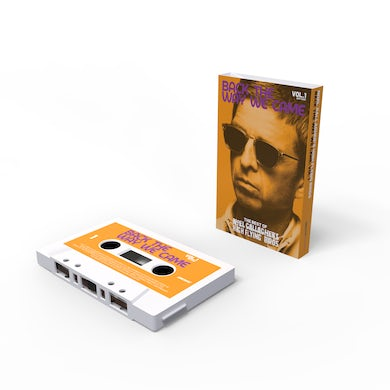Noel Gallagher Back The Way We Came: Vol 1 (2011 - 2021) Cassette (Exclusive) Cassette