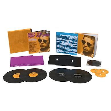 Noel Gallagher Back The Way We Came: Vol 1 (2011 - 2021) Deluxe Vinyl Boxset Boxset