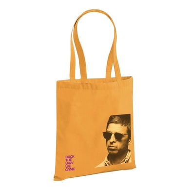 Noel Gallagher Back The Way We Came Tote Bag