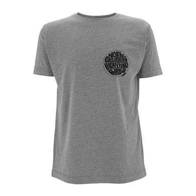 Noel Gallagher's High Flying Birds Logo T-Shirt