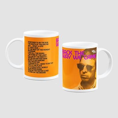 Noel Gallagher Back The Way We Came Mug