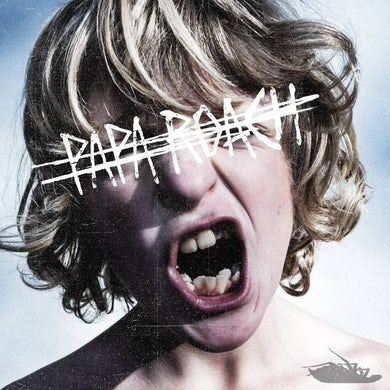 Papa Roach Crooked Teeth White Heavyweight LP (Vinyl)