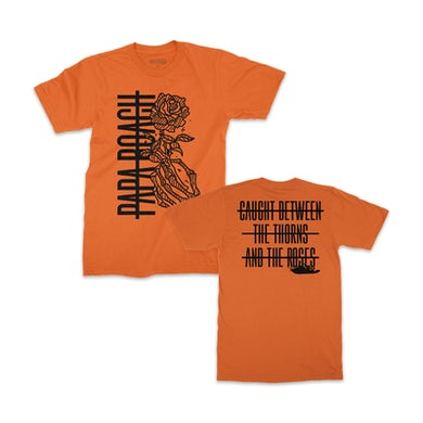 Papa Roach Caught Between The Thorns And The Roses T-Shirt