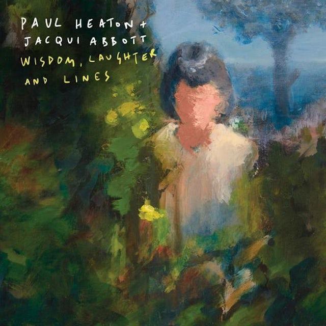 Paul Heaton Wisdom, Laughter And Lines LP (Vinyl)