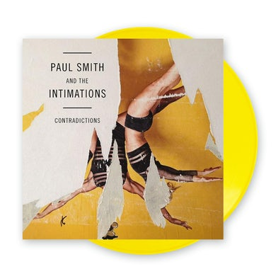 Paul Smith Contradictions Yellow Vinyl LP w/ Download LP