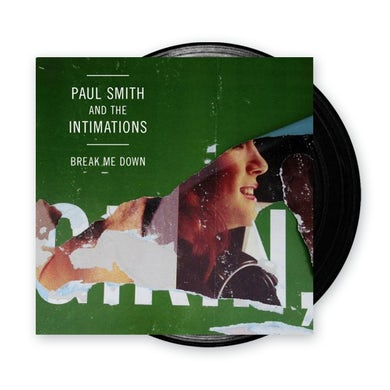 Paul Smith Break Me Down 10-Inch Vinyl  10 Inch