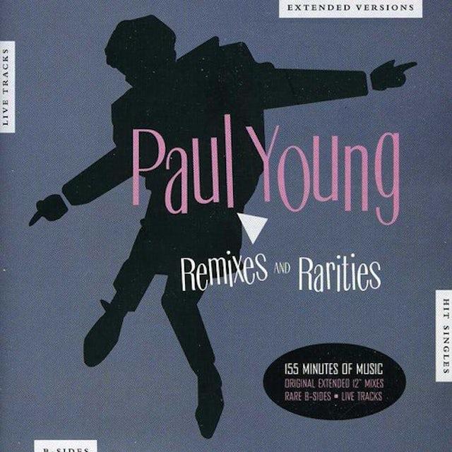 Paul Young Remixes And Rarities CD