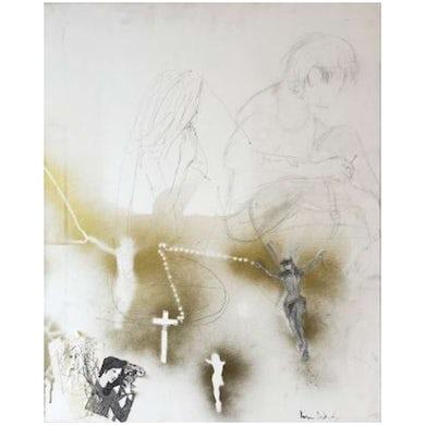 Peter Doherty 'Gold Reserves Crucifix' Fine Art Print