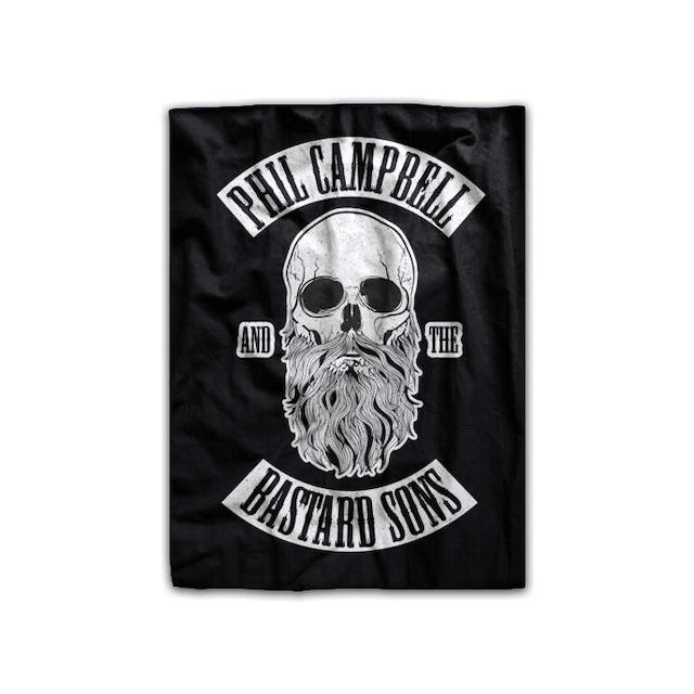 Phil Campbell and the Bastard Sons Bastard Sons Full Size Fabric Patch