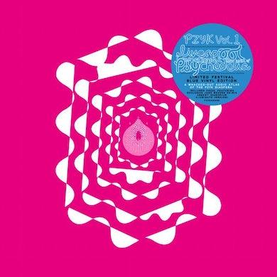 Liverpool International Festival Of Psychedelia Presents PZYK Vol. 1 Triple Heavyweight LP