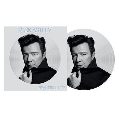 Rick Astley Beautiful Life Picture Disc LP (Vinyl)