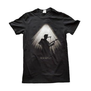 Rick Astley Guitar T-Shirt