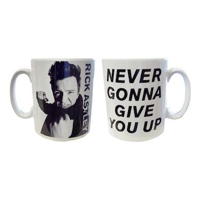 Rick Astley Never Gonna Give You Up Mug