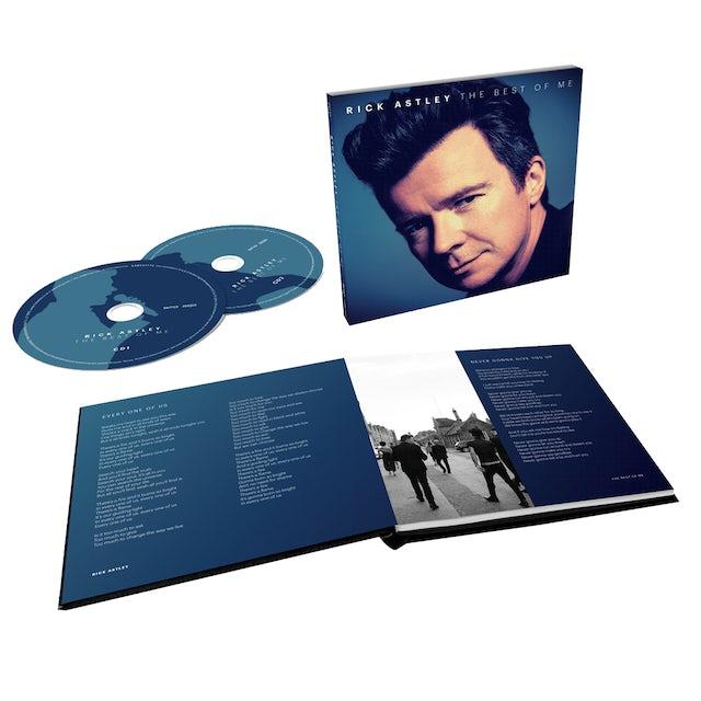 Rick Astley The Best Of Me Deluxe CD Deluxe CD