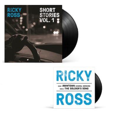 Short Stories Vol. 1 Heavyweight LP (Vinyl)