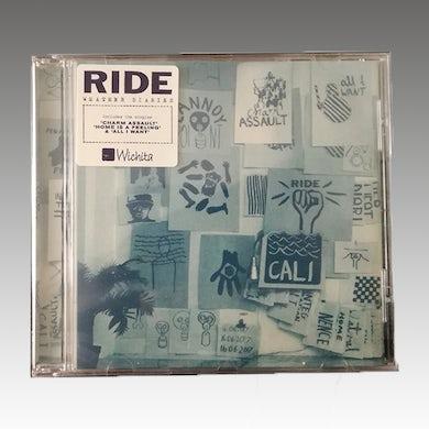 Ride Weather Diaries Jewel Case CD CD