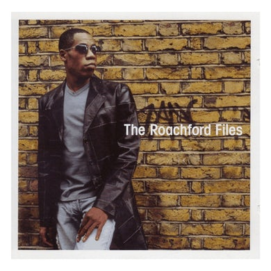 Roachford Files DVD