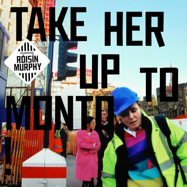 Róisín Murphy Take Her Up To Monto CD