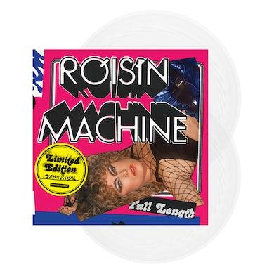 Róisín Machine Clear Transparent Double (w/ Zine + Photo) Double LP (Vinyl)