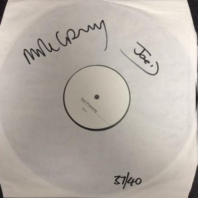 Saint Anthony St Anthony: An Ode to Anthony H Wilson (Test Pressing) (Signed) 12 Inch
