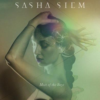 Sasha Siem Most Of The Boys CD