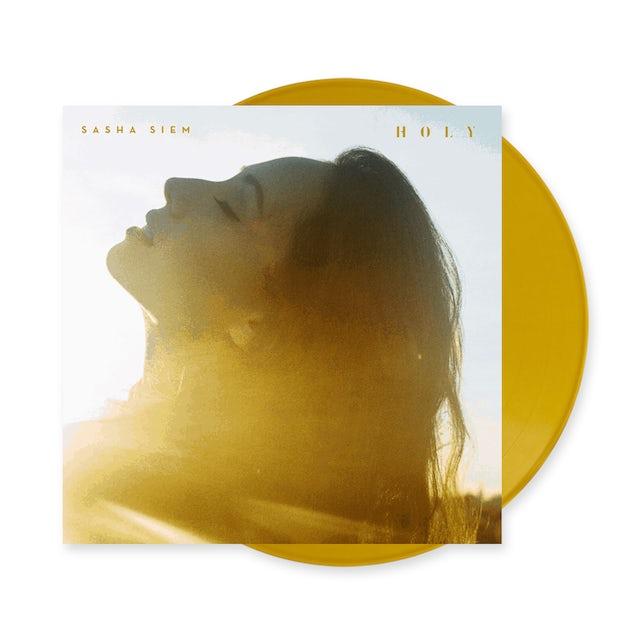 Sasha Siem Holy Gold Vinyl LP