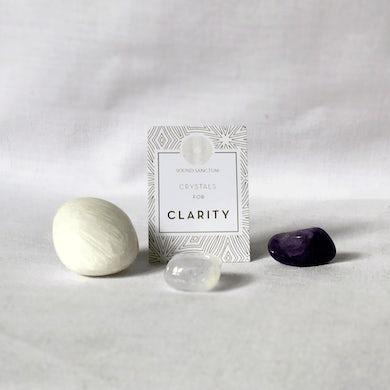 Sasha Siem Sound Sanctum Crystals For Clarity