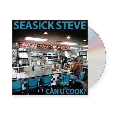 Seasick Steve Can U Cook? CD