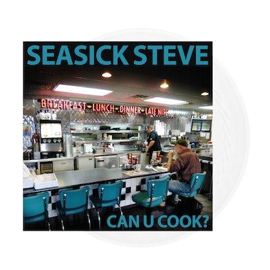 Can U Cook? Clear Heavyweight LP (Vinyl)