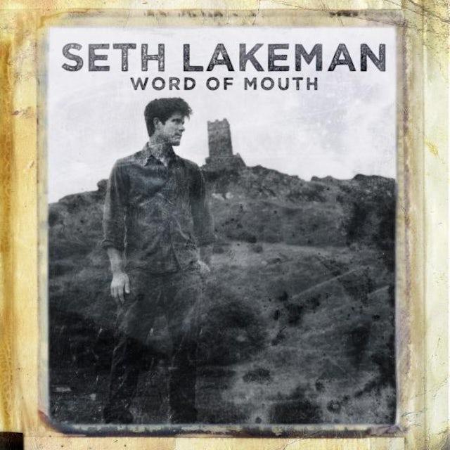 Seth Lakeman Word Of Mouth Heavyweight LP (Vinyl)