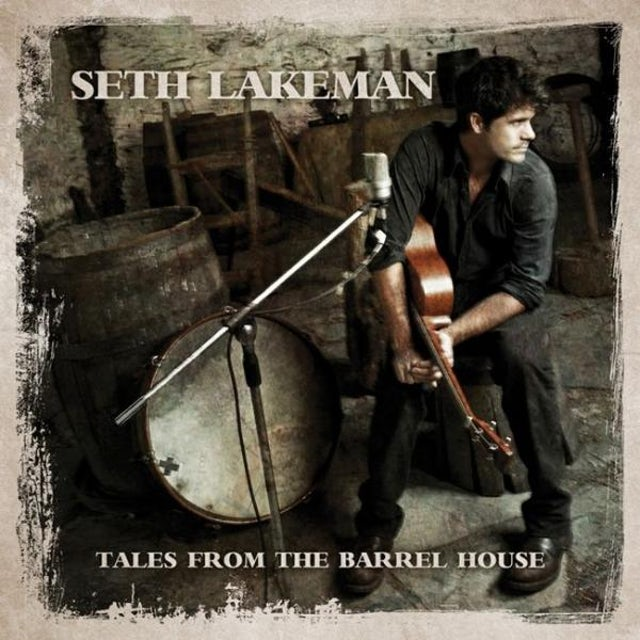 Seth Lakeman Tales From The Barrel House LP (Vinyl)