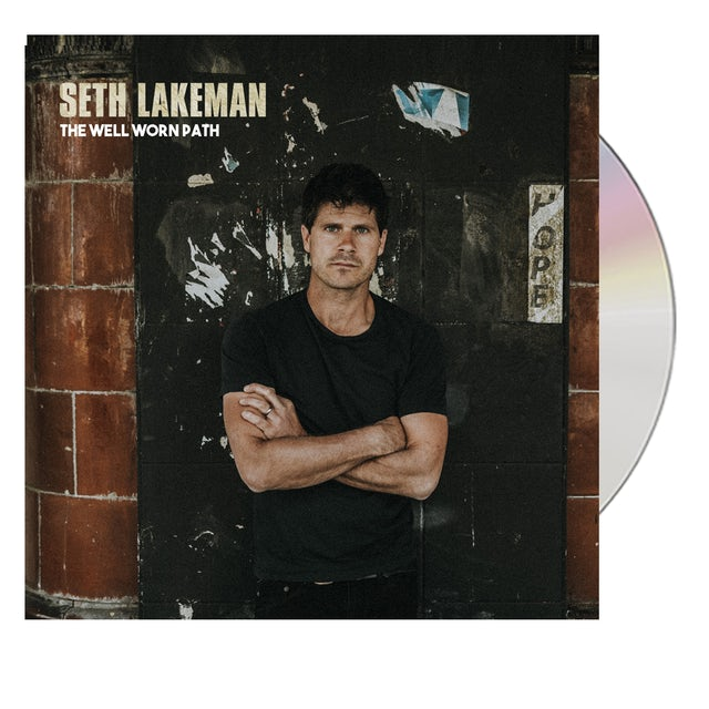 Seth Lakeman The Well Worn Path CD