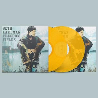 Freedom Fields (15th Anniversary Deluxe Edition) Transparent Orange 2LP Double Vinyl