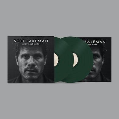 Make Your Mark Dark Green Double LP (Vinyl)